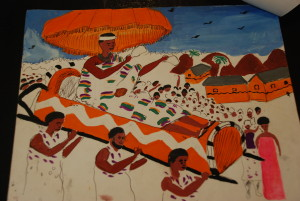 """Chieftancy"" submitted by Fati Abu Seidu, student at Ahmadiuah Senior High School, Kumasi Ghana"