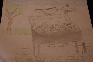 """Bury for Peace"" submitted by Samuel Akwasi Sarfo, student at Okyerekrom Junior High School, Kumasi-Ejisu Ghana"